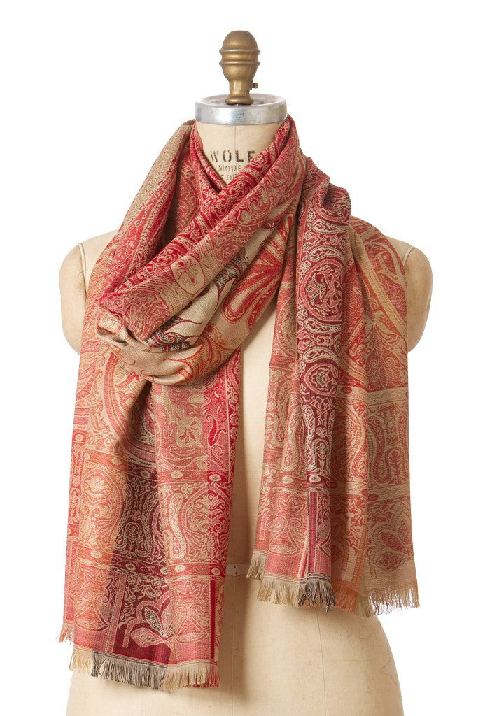 Jacquards - Red