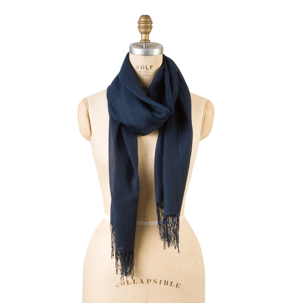 Bamboo Wool - Navy