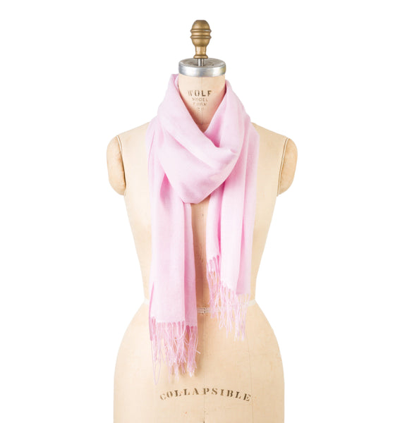 Bamboo Wool - Pink Mist