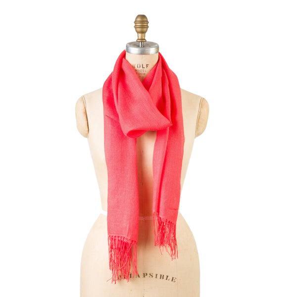 Bamboo Wool - Poppy