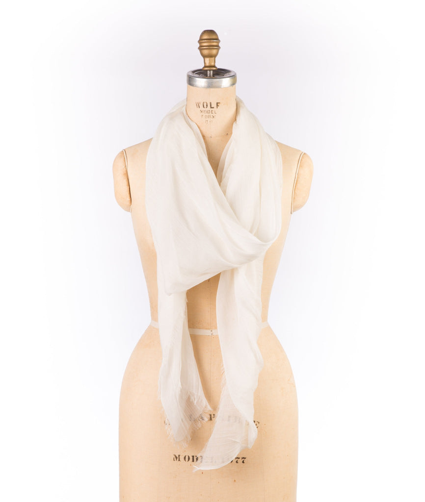 Merino Wool Modal - White - SOLD OUT