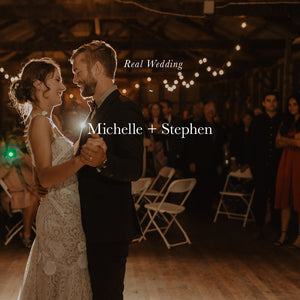 Michelle + Stephen Tuck