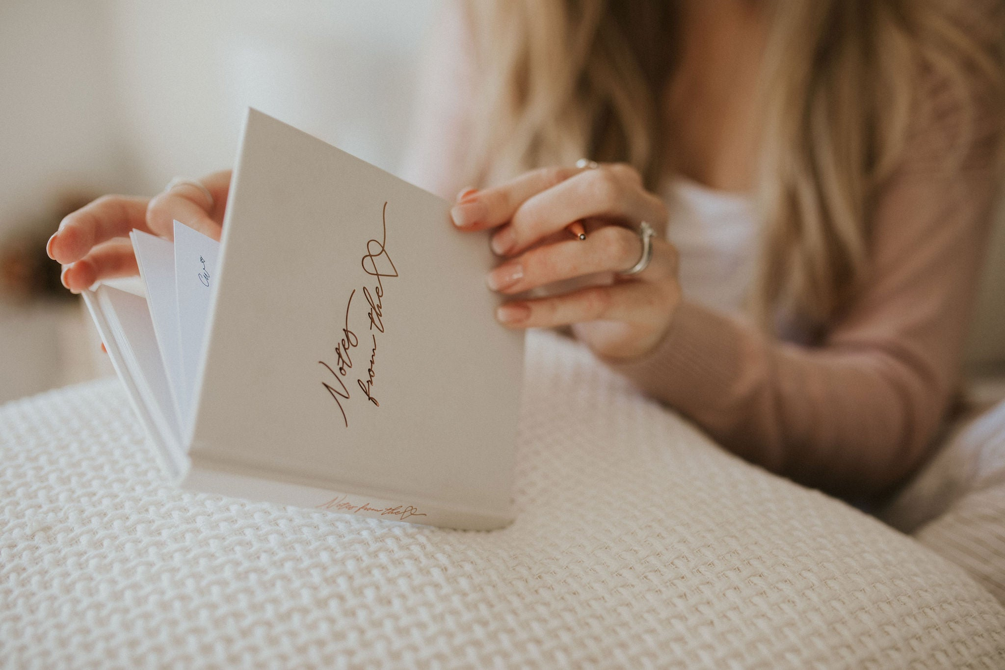 Lucy Christchurch Weddings Vow Planner