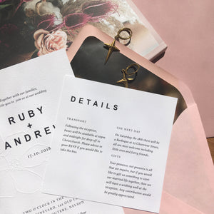 Ruby 2-Piece Suite