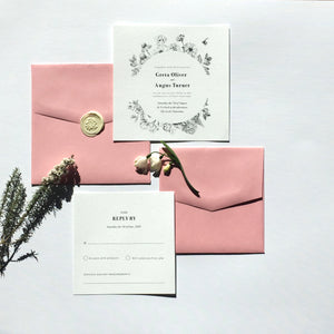 Wildflower 4-Piece Suite