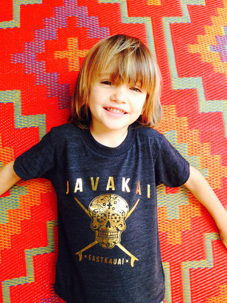 BLACK+GOLD KIDS TEE