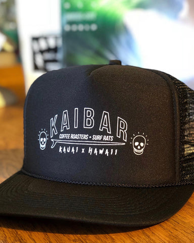 KAI BAR /// SURF RATS Trucker Hat