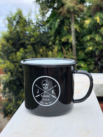 SINCE THE 90s  // Steel Camp Mug