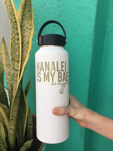 Hydro Flask - Hanalei Is My Bae 40oz