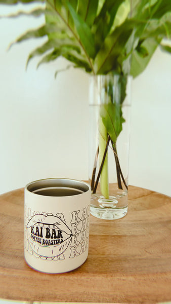 *NEW* 12OZ MIIR Mug // Kai Bar Lips // Sand