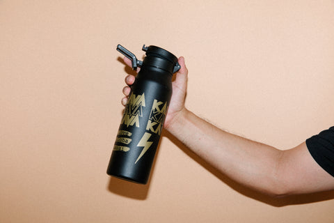 32OZ MIIR // Valor // Black+Gold