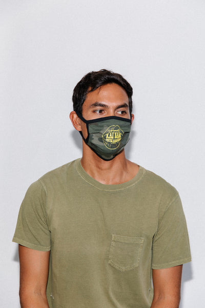 *NEW* Cotton Java Kai Face Masks