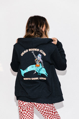 *NEW* Dead Rodeo Club Hoodie // Black // Unisex