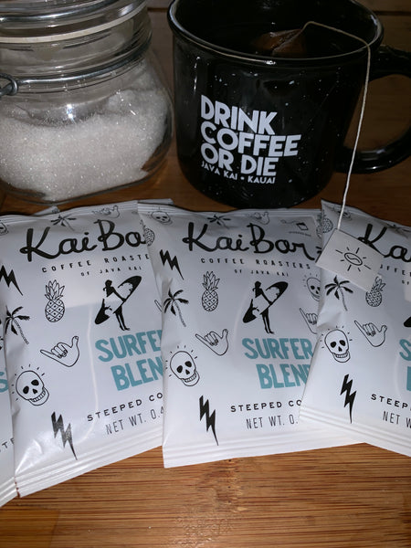 Steeped Coffee Bags