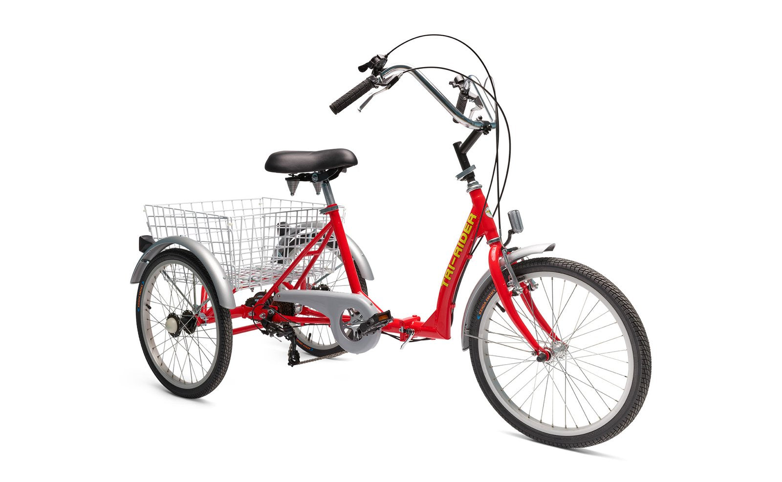 "Belize Bike Tri-Rider 20"" Folding Tricycle"