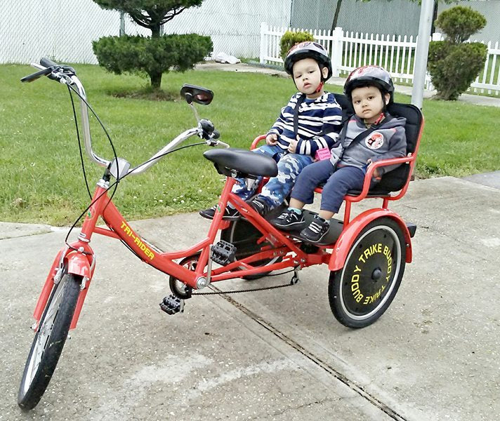 Belize Bike Buddy Trike