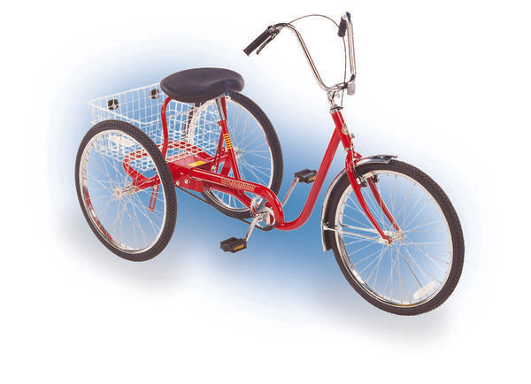 "Trailmate 26"" Desoto Classic Adult Tricycle"