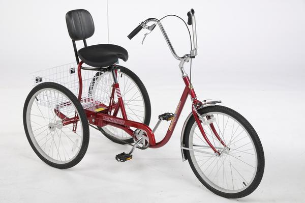 "Trailmate 24"" Desoto Classic Adult Tricycle"