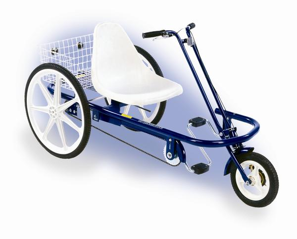 "Trailmate 24"" Joyrider Adult Tricycle"