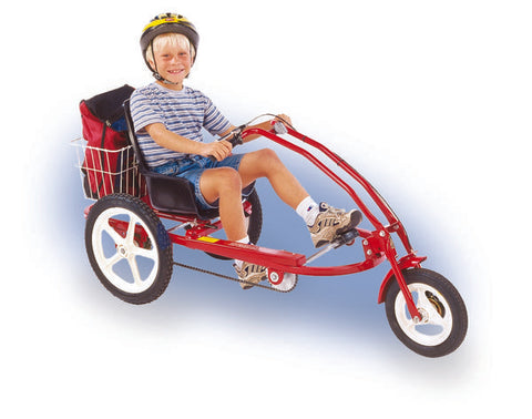 "Trailmate 16"" Junior Joyrider Teen/Kid Tricycle"