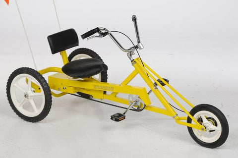 "Trailmate 16"" (12"" Front-Wheel) Lowrider Junior Teen/Kid Tricycle"