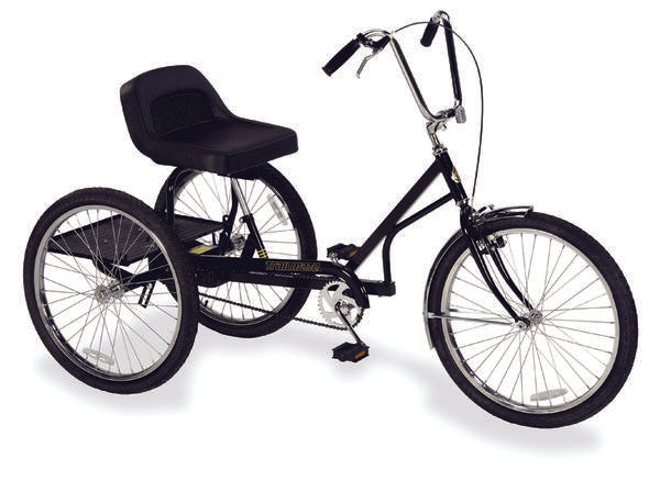 "Trailmate 24"" Regal Hauler Industrial Adult Tricycle"