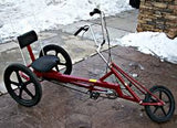 "Trailmate 20"" (16"" Front-Wheel) Lowrider Adult Tricycle"