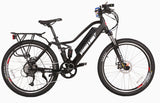 X-Treme Sedona 48 Volt Electric Step-Through Mountain Bicycle