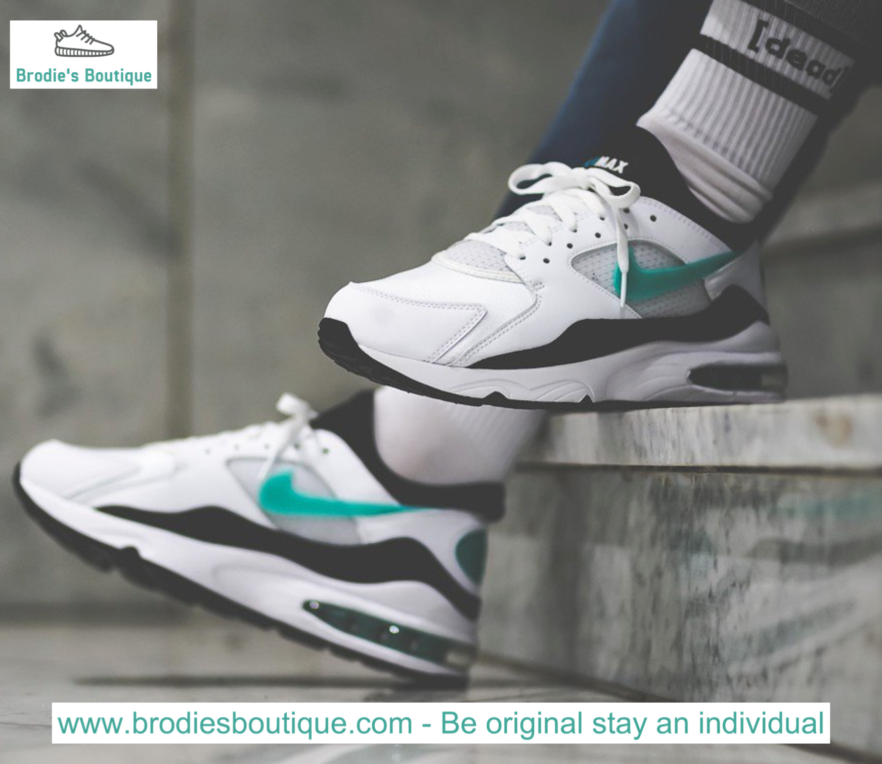 6eb9cca2bd ... clearance nike air max 93 og dusty cactus white sport turquoise black  uk 7 11 eur