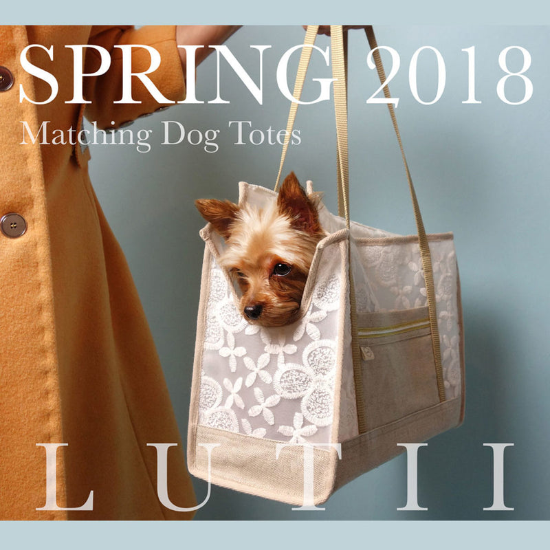 summer dog carriers tote bags non overheating new lace by Lutii