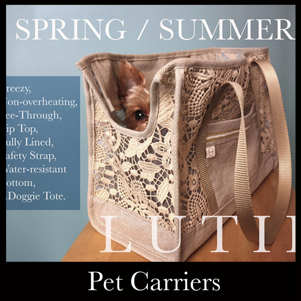 best small dog carrier, pet tote bag,small dog harness, best dog harness, designer pet harness, cat harness, fancy, beautiful,designer,expensive,high end pet design,handmade by Lutii, Lantie