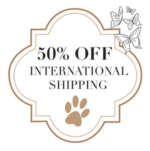 50% off INTERNATIONAL SHIPPING Lutii orders from New York City. - small dog harness, small dog carrier by Lutii pet design