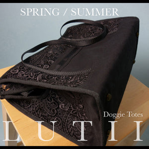best_dog_tote_lace.bag_medium_black_lace.carrier_side_view5
