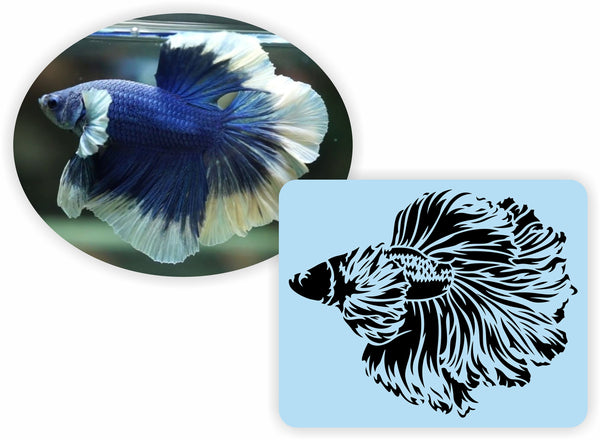 Custom Pet Animal Stencil,  Reusable Template  - Create Your Own