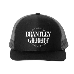 Brantley Gilbert Chain Trucker Hat