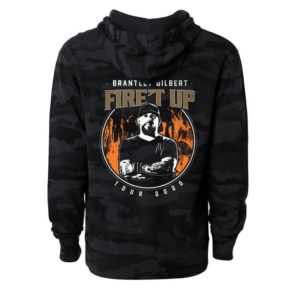 Fire't Up Tour 2020 Zip Hoodie