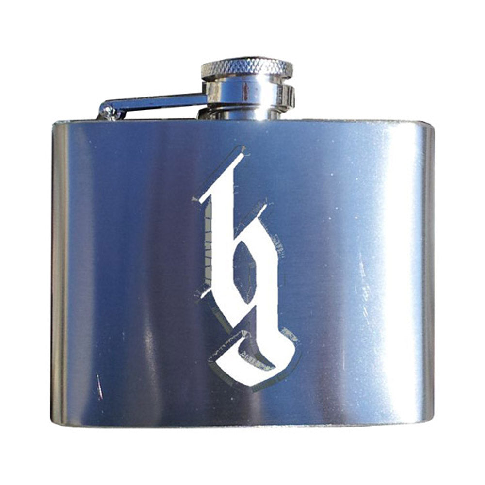 Brantley Gilbert Logo Flask-Brantley Gilbert
