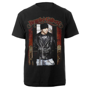 Brantley Gilbert Red Door Tee-Brantley Gilbert
