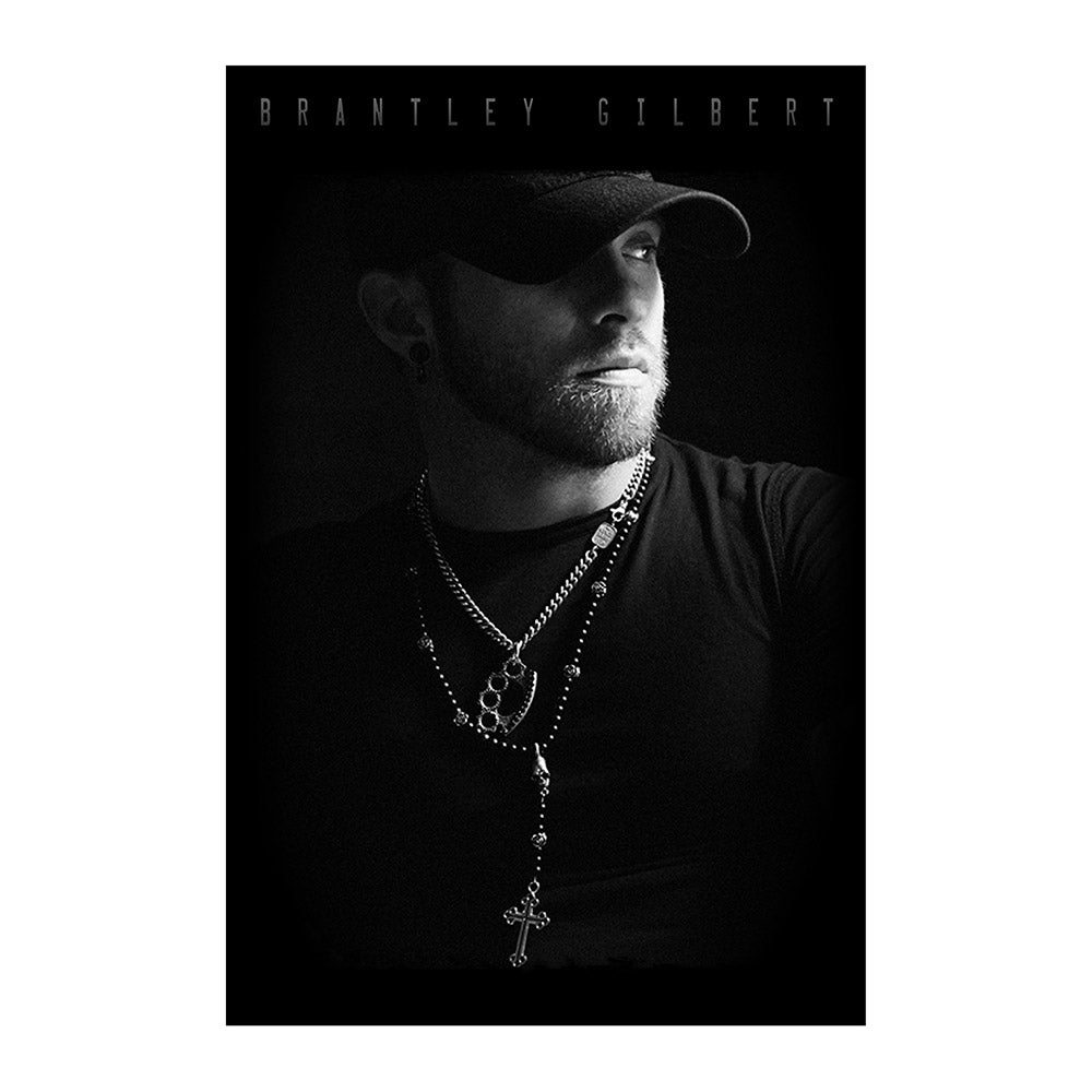 Shadow Photo Poster-Brantley Gilbert