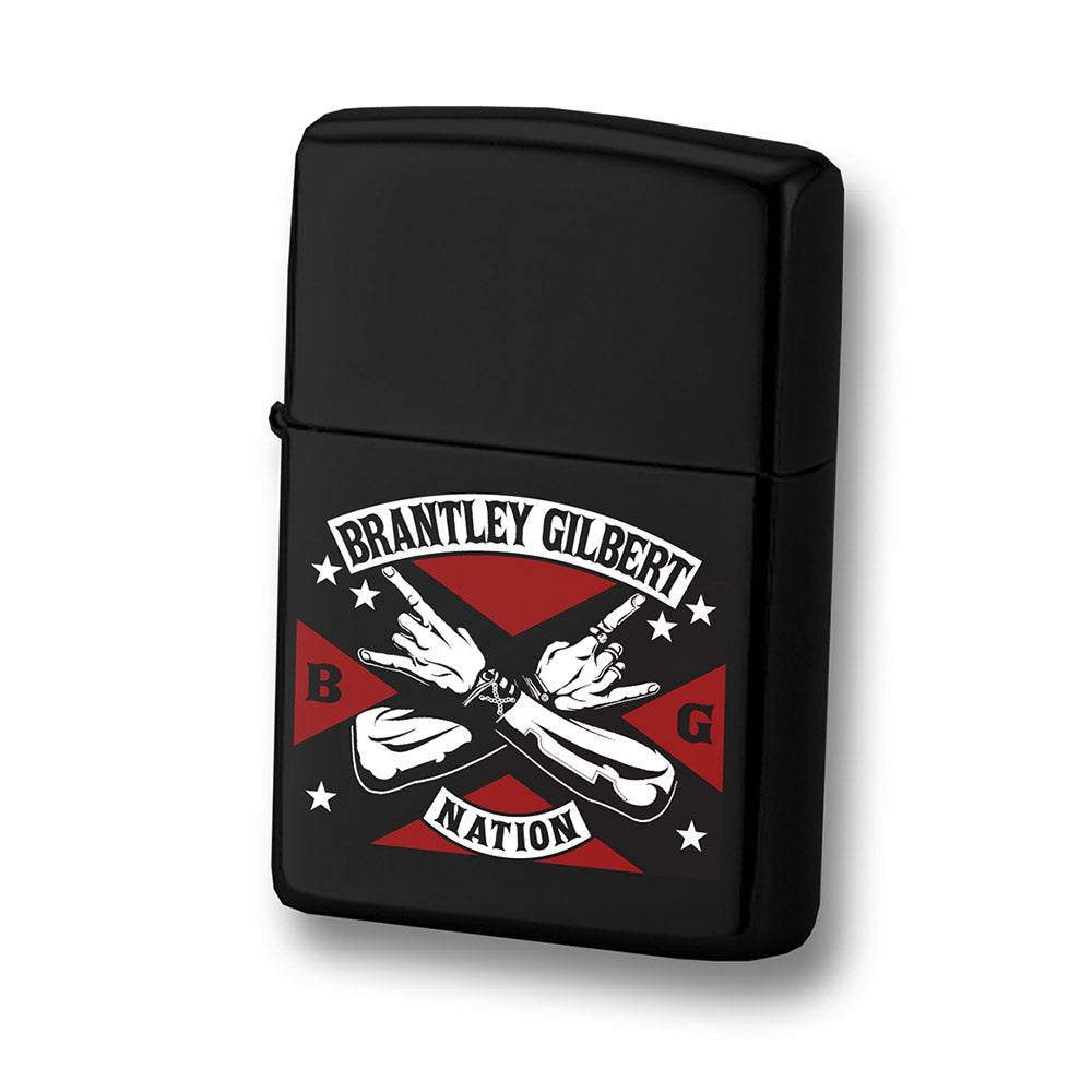 BG Nation Lighter-Brantley Gilbert