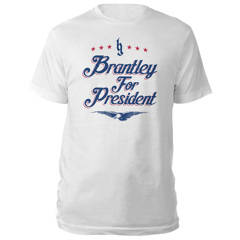 Brantley for President Tee-Brantley Gilbert