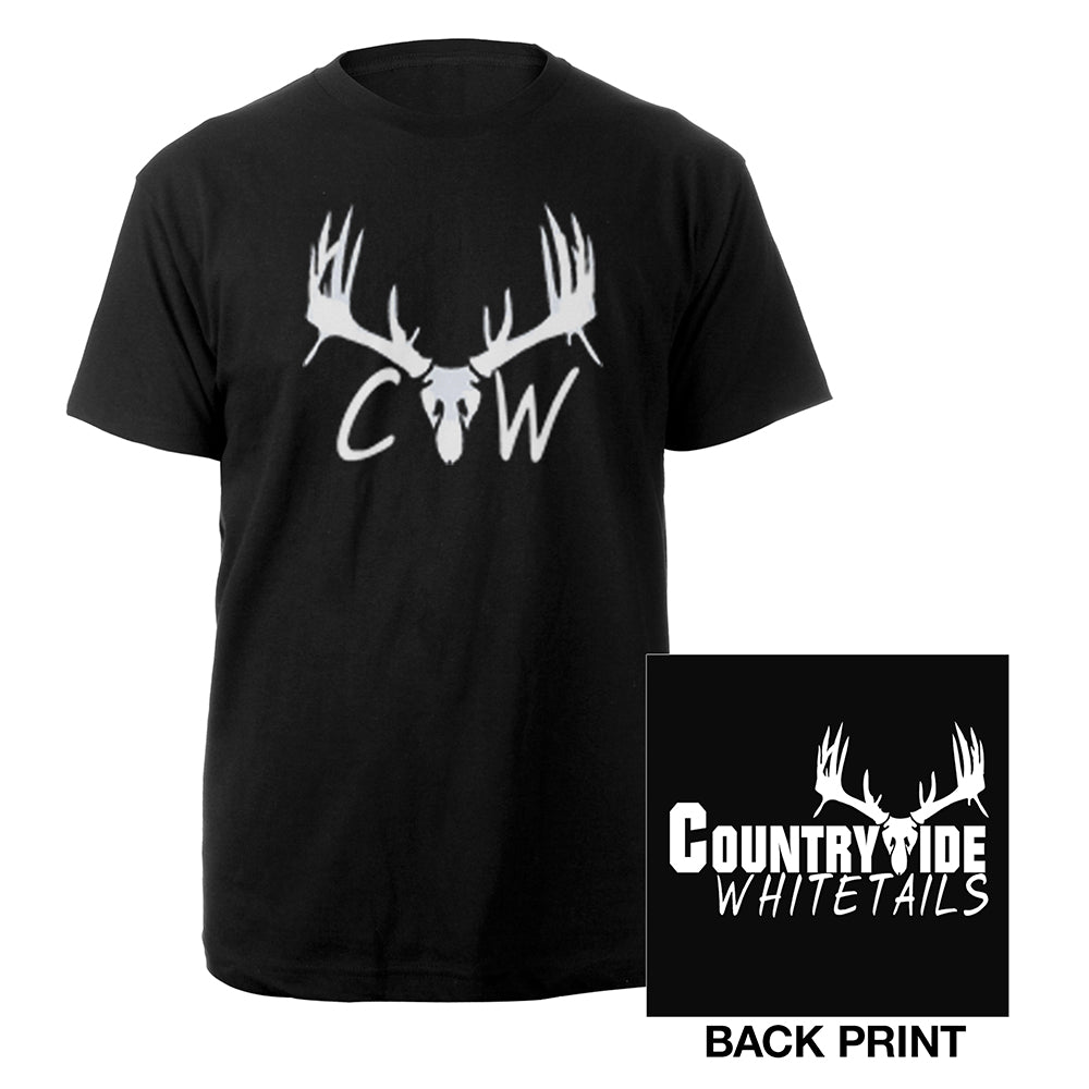 Country Wide Whitetails Tee-Brantley Gilbert