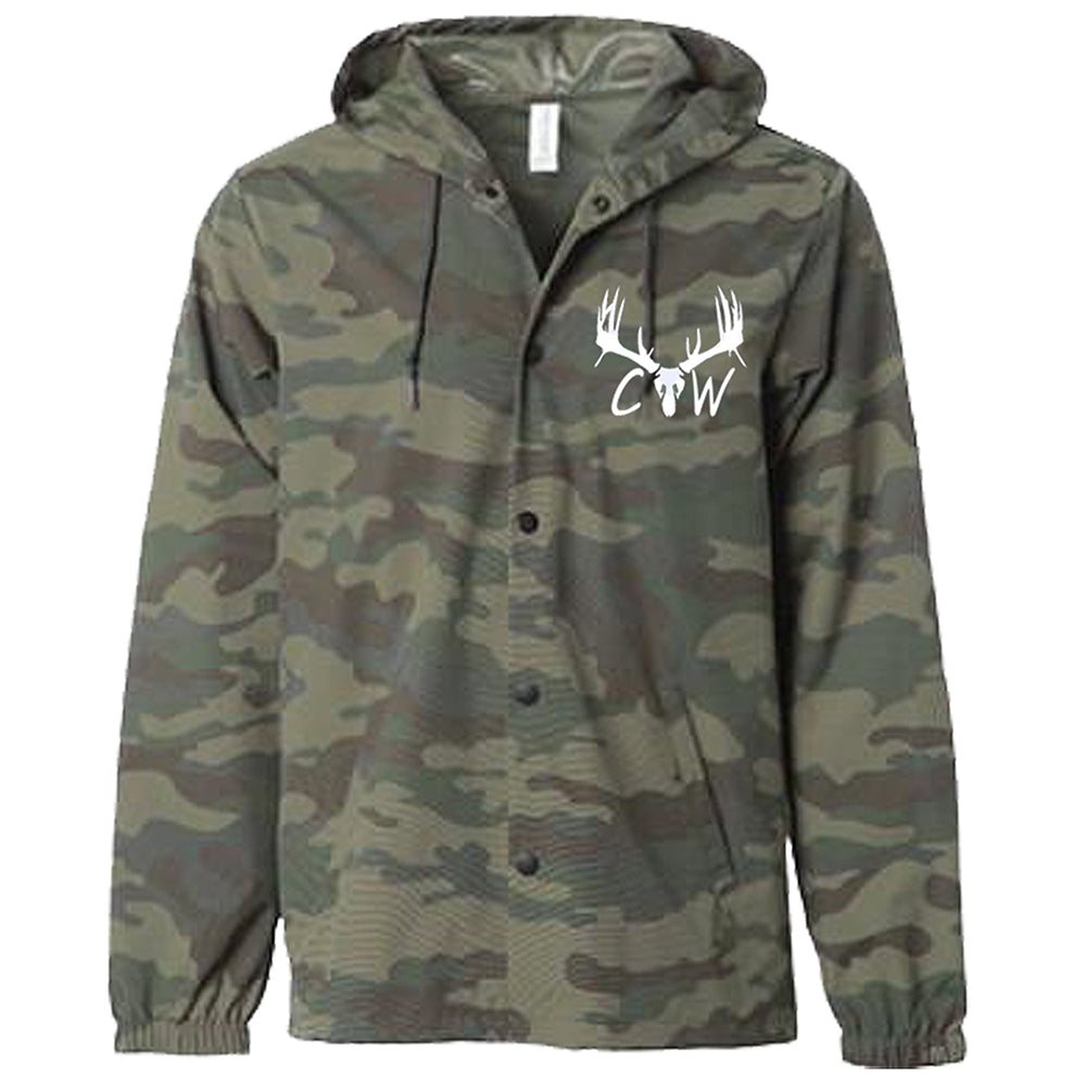 Country Wide Whitetails camo jacket-Brantley Gilbert