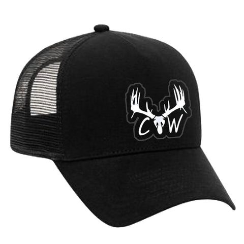 Country Wide whitetails trucker hat-Brantley Gilbert