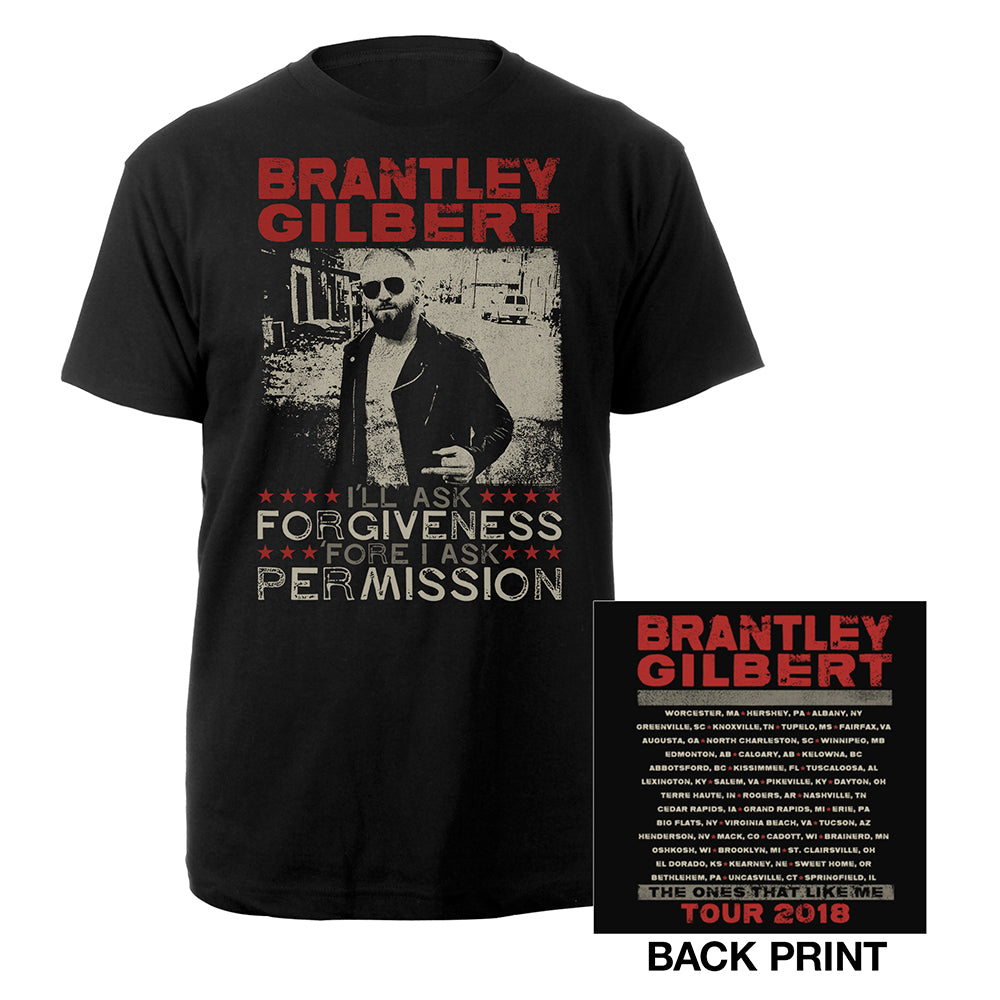Forgiveness & Permission photo Tee-Brantley Gilbert