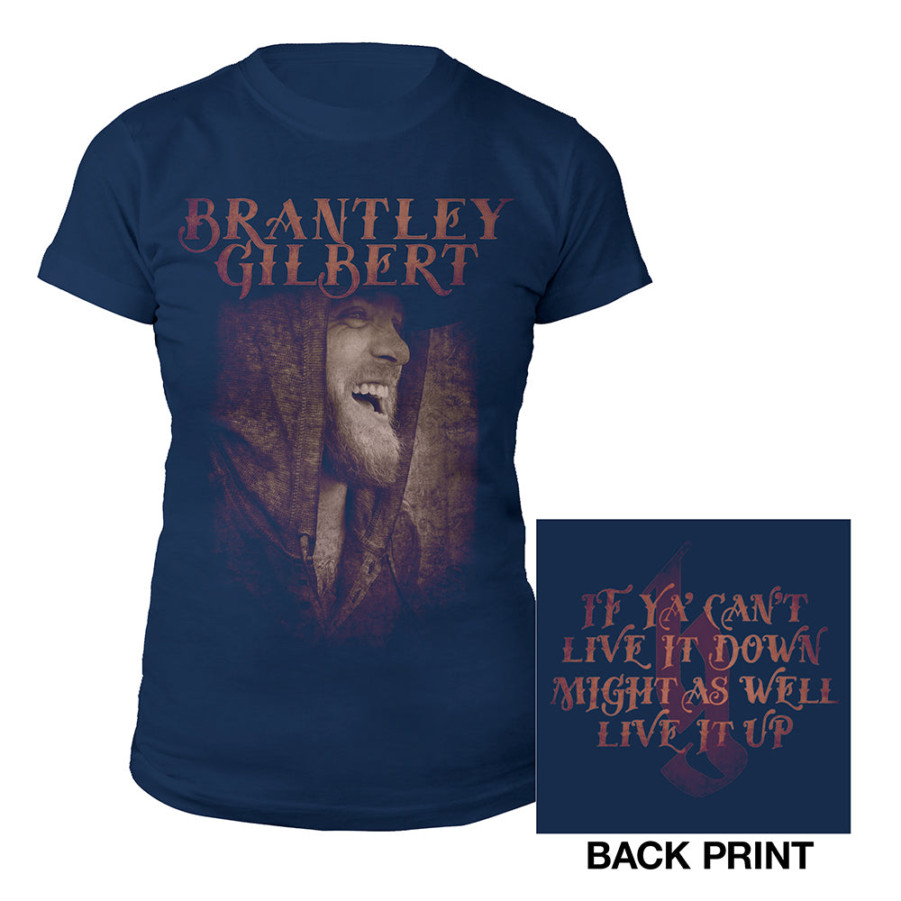 Photo Ladies Tee-Brantley Gilbert