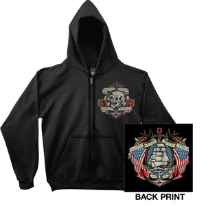 KICK IN THE SHIP CRUISE HOODIE