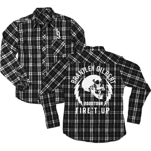 Fire'T Up Tour Flannel