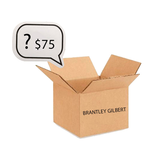 Brantley Gilbert Mystery Box - $75