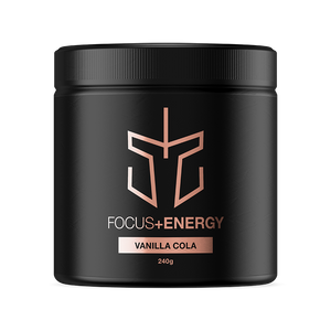 Legion Energy Focus Vanilla Cola